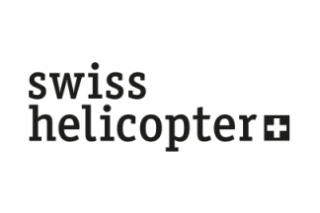 swiss helicopter Logo