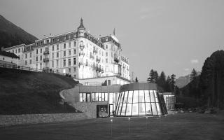 Grand Hotel Kronenhof in Pontresina